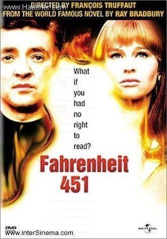 Fahrenheit 451 kitabı