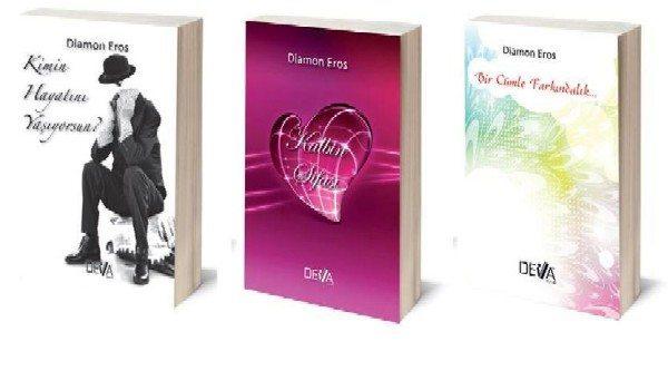 diamon eros kitapları