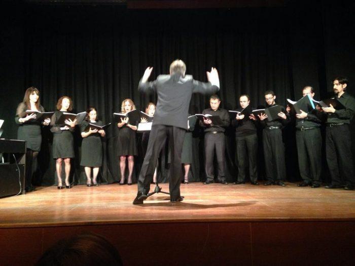 Kadıköy A Cappella Oda Korosu CKM Konseri