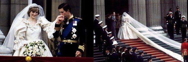 prenses diana prens charles evlenme töreni