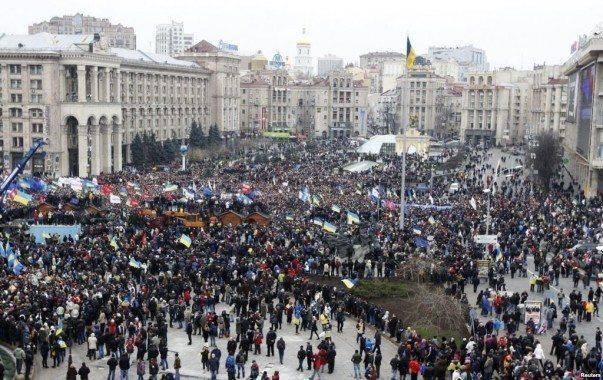 Ukrayna Gösterileri