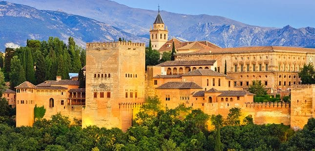 Anadolu'dan Endülüs'e: Andalucia sevilla