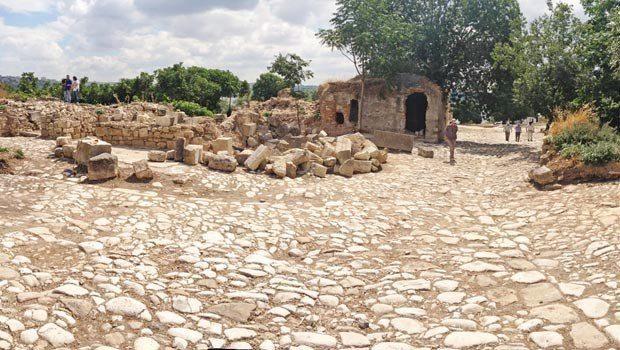 Bathonea kazıları