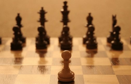 Hayat bir satranç oyunu.