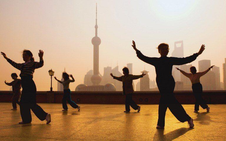 Tai Chi: Ruh zihin ve beden bütünlüğü