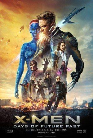X-Men Afiş