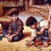 Naftalin Kokan Çocuklar
