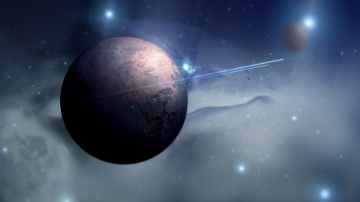 halley newton cosmos kuyruklu yıldızlar göktaşı dünya güneş sistemi