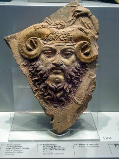 Boynuzlu Zeus