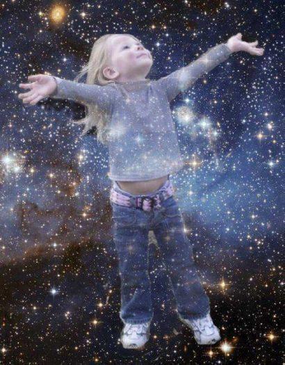 Çocuk ve evren