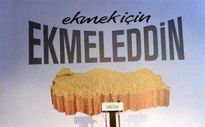 Ekmeleddin Logosu