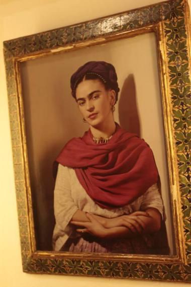 Frida Kahlo-indigodergisi