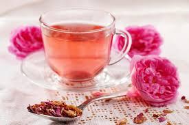 gül yaprağı çayı
