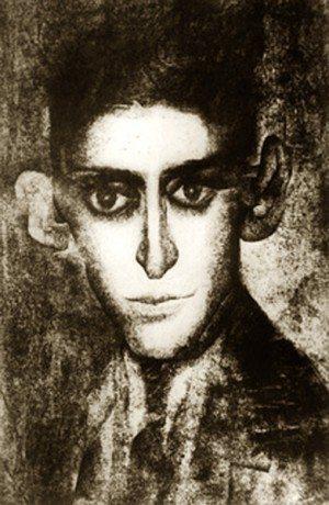 Franz Kafka yatay