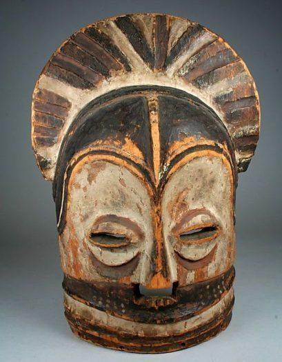 Primitif Mask Primitif (İlkel) Sanat