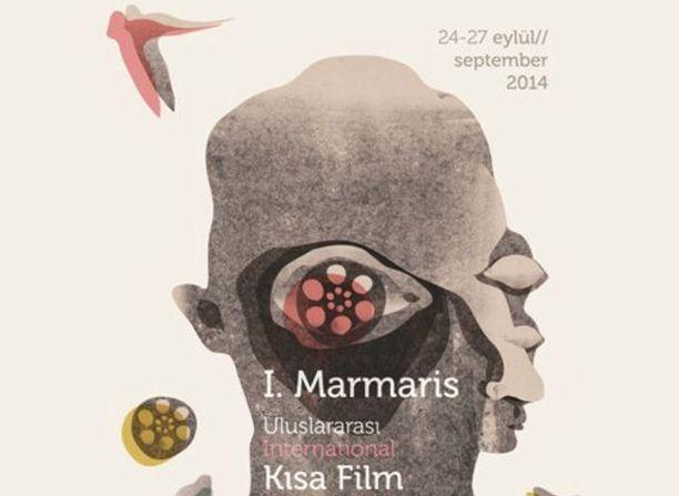 Marmaris Uluslararası Kısa Film Festivali-afiş-indigodergisi