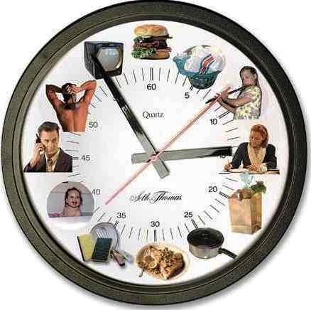 harcanan saatler zaman