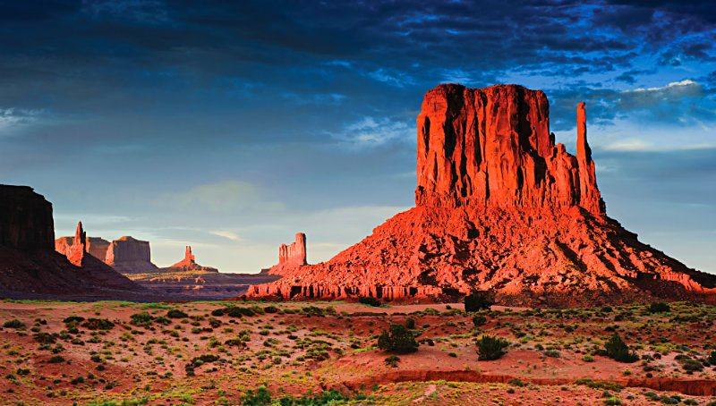 Arizona: Rotayı belirleyen Kızılderili