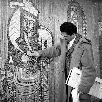 Bedri Rahmi Eyüboğlu-mozaik-indigodergisi