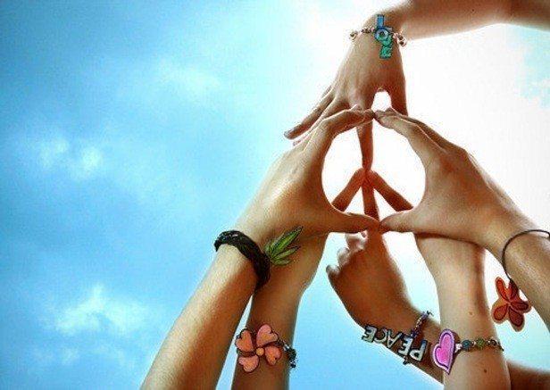 dünya barışı için İnsan Savaşmaktan Nasıl Vazgeçecek?