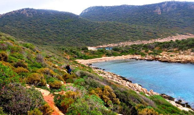 kaş liman ağzı limanağzı çoban plajı antalya