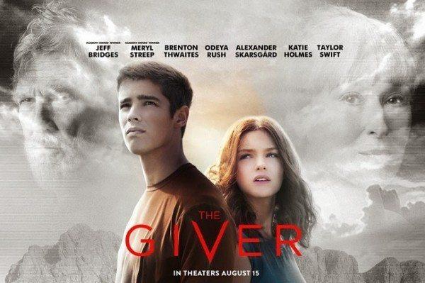 the giver seçilmiş