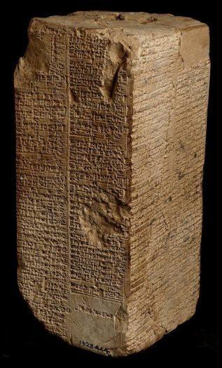 sümer Kral Listeleri