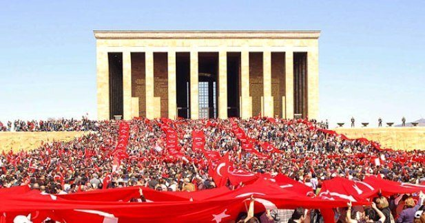 10 Kasım'da Anıtkabir