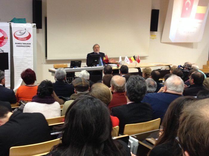 İlber Ortaylı Brüksel'de Balkan göçünü ve etkilerini anlatıyor ilber ortayli kimdir