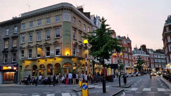Coco Momo Marylebone Street/London