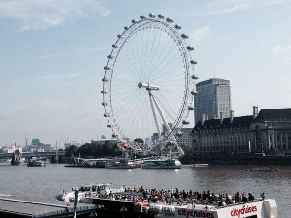 London Eye/London