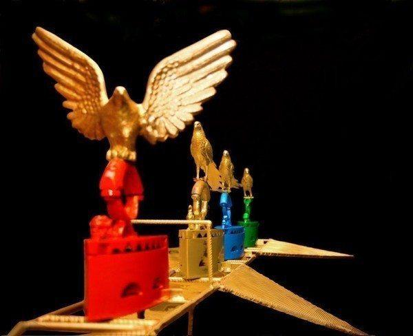 sanat Maria Dimitrova heykelleri