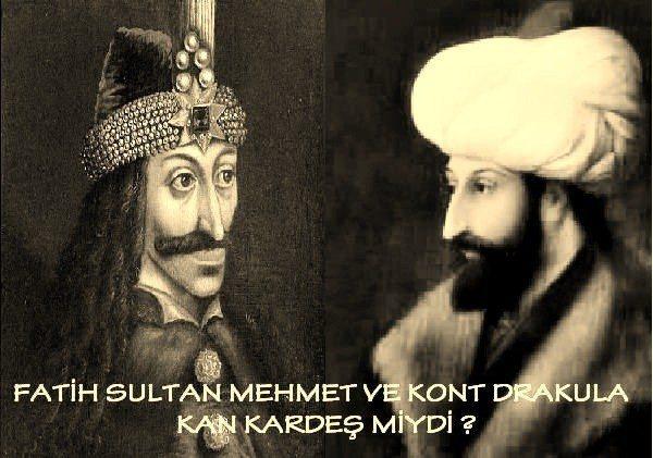 fatih sultan mehmet ve kont drakula kan kardeş miydi kapak