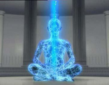 mor ışık negatif enerji