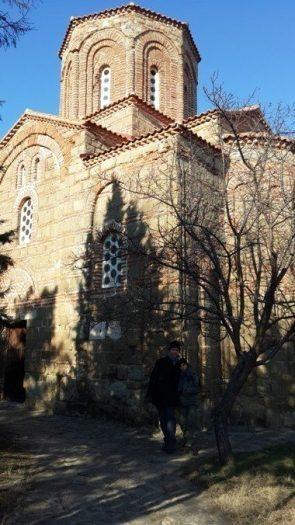 Eski Manastır iştip yer