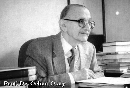 Prof. Dr. Orhan Okay