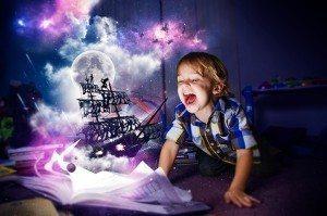 çocuk hayal gücü