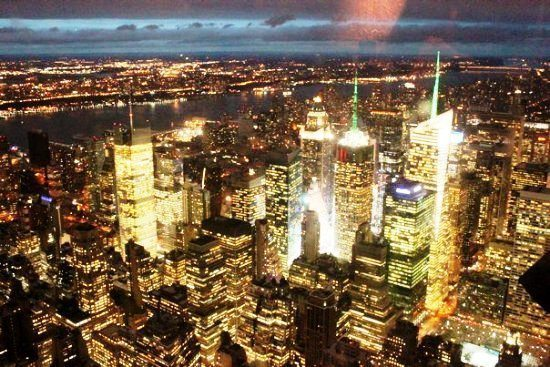 New York en yüksek binası New York Empire State binası