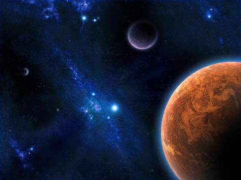 evren kainat galaksi mıknatıs dünya manyetik