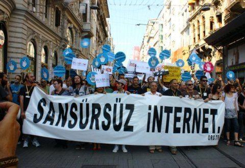 Türkiye'de internet sansürü