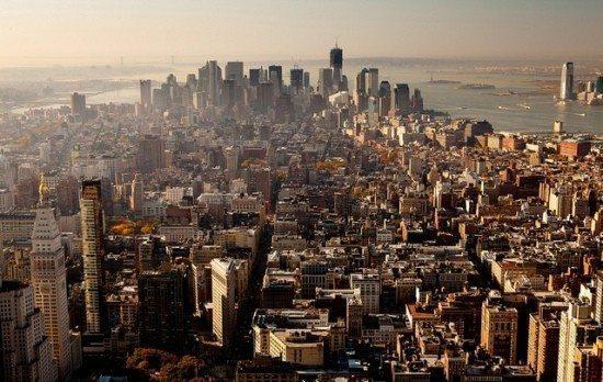 New York City ABD amerika nereler gezilir