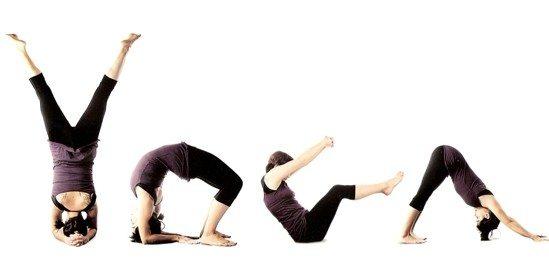 yoga posizyonları