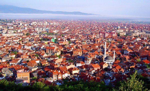 kosova prizren manzara