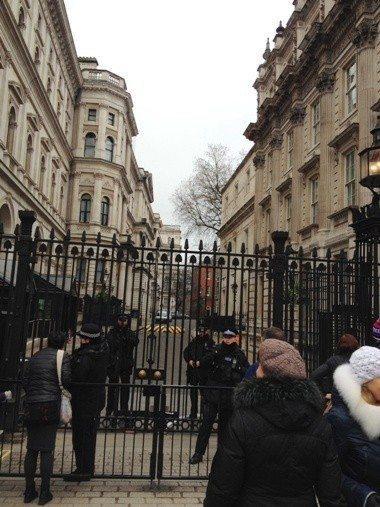 İngiltere başkanlık binası