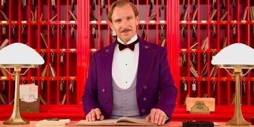 The Grand Budapest Hotel oscar