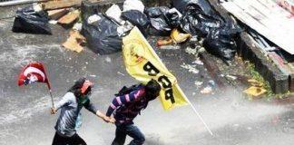 gezi bayrak hdp kürtler genel seçim HDP