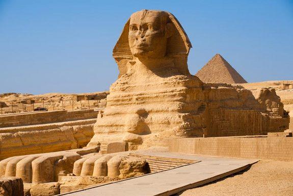 giza piramit sfenks sphinx mısır