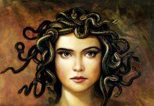 medusa kadın güç erkek athena poseidon yunan mitolojisi mitler