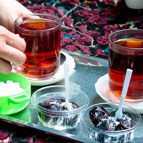 çayhurma İran çay iran kültürü ne yenir iranda falafelci şalgamcı