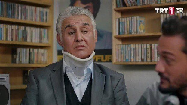 Tüccar Sami rolünde Recep Sarı